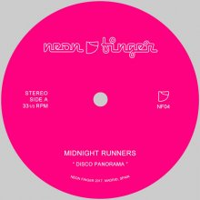 【Nu Boogie/Funk/Crossover】【限定300枚】Minight Runners - Disco Panorama [7inch] [2017年6月中旬入荷予定]<img class='new_mark_img2' src='//img.shop-pro.jp/img/new/icons15.gif' style='border:none;display:inline;margin:0px;padding:0px;width:auto;' />