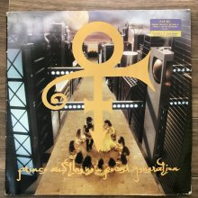 【USED】Prince And The New Power Generation - Love Symbol [Jacket : EX- Vinyl : VG+]
