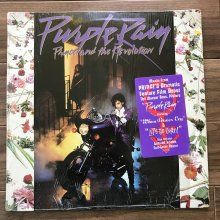 【USED】Prince And The Revolution - Purple Rain [Jacket : EX Vinyl : EX]