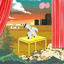 【Soul/Pop/Rock】 ALFRED BEACH SANDAL - UNKNOWN MOMENTS [LP+7inch]