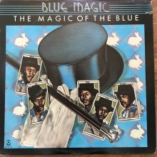 【USED】 Blue Magic - The Magic Of The Blue  [Jacket : EX- Vinyl :EX-  ]
