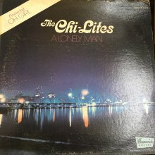【USED】 The Chi-Lites - A Lonely Man  [Jacket : VG Vinyl :EX ]
