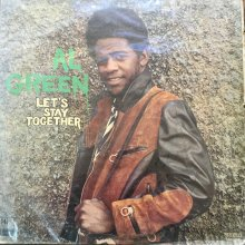 【USED】  Al Green - Let's Stay Together   [Jacket : EX Vinyl :EX- ]