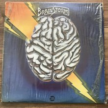【USED】Brainstorm - Stormin' [Jacket : EX+ Vinyl : VG+]<img class='new_mark_img2' src='https://img.shop-pro.jp/img/new/icons15.gif' style='border:none;display:inline;margin:0px;padding:0px;width:auto;' />