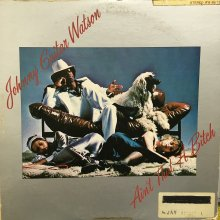 【USED】Johnny Guitar Watson - Ain't That A Bitch [Jacket : VG Vinyl : EX-]