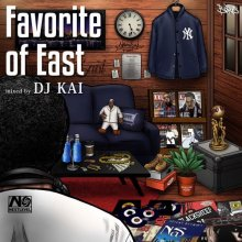 【アナログ盤only!!! NY HIPHOP Classics MIX】DJ KAI / Favorite of East