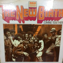 【USED】  New Birth - Coming Together   [Jacket : EX Vinyl : EX+]