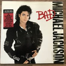 【USED】  Michael Jackson - Bad  [Jacket : EX- Vinyl : EX- ]