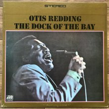【USED】 Otis Redding - The Dock Of The Bay  [ Jacket : EX-   Vinyl : EX ]