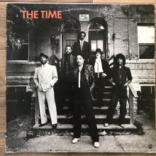【USED】 The Time - The Time  [ Jacket : VG   Vinyl : EX ]