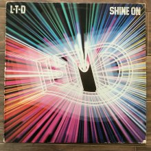 【USED】 L.T.D. - Shine On  [ Jacket : VG-   Vinyl : VG ]