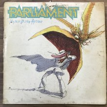 【USED】 Parliament - Motor Booty Affair  [ Jacket : VG-   Vinyl : VG ]