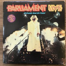 【USED】 Parliament - Live (P.Funk Earth Tour)  [ Jacket : VG   Vinyl : VG ]