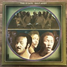 【USED】 The O'Jays - Ship Ahoy  [ Jacket : EX-   Vinyl : EX- ]