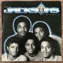 【USED】 The Jacksons - Triumph  [ Jacket : VG   Vinyl : VG ]