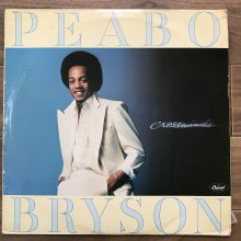 【USED】 Peabo Bryson - Crosswinds  [ Jacket : VG   Vinyl : VG ]