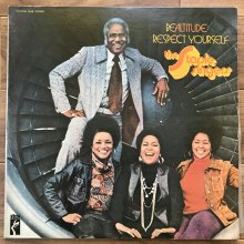 【USED】 The Staple Singers - Be Altitude: Respect Yourself  [ Jacket : VG   Vinyl : EX- ]