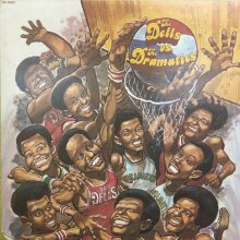 【USED】 The Dells / The Dramatics - The Dells Vs. The Dramatics [ Jacket : EX-  Vinyl : EX- ]