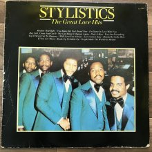 【USED】 The Stylistics - The Great Love Hits  [ Jacket : VG   Vinyl : EX- ]