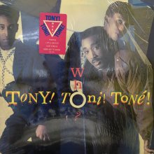 【USED】  Tony! Toni! Tone! - Why?  [ Jacket : VG  Vinyl : EX- ]