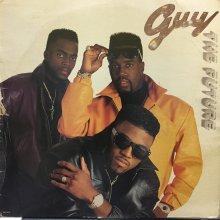 【USED】Guy - The Future [ Jacket : VG-  Vinyl : VG+ ]