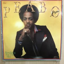 【USED】 Peabo Bryson - Reaching For The Sky  [ Jacket : VG   Vinyl : EX- ]