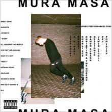 【R&B/HipHop/Electric】MURA MASA - MURA MASA (LP) [7月下旬〜8月下旬]