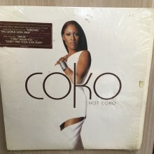 【USED】  Coko - Hot Coko  [ Jacket : VG+   Vinyl :  VG+ ]