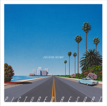 【AOR・CityPop・Disco】[12inchクリアVinyl + DL code] ]Pictured Resort - Southern Freeway【発売日:2017年9月13日(水)】