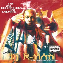 【特典ジャケットステッカー付!!】【WU-TANG CLAN 音源ONLY MIX!!】DJ R-MAN / The Wu Collections 3rd CHAMBER(Vol.3)