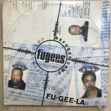【USED】Fugees (Refugee Camp) - Fu-Gee-La [ Jacket : VG   Vinyl :  EX- ]
