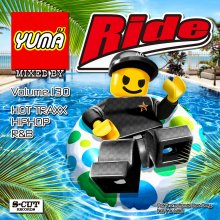 【HIPHOP&R&B新譜MIX】 Ride Vol.130 / DJ Yuma(DJ ユーマ)【MIXCD】[2017/6/15発売]