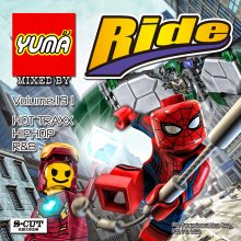 【HIPHOP&R&B新譜MIX】 Ride Vol.131 / DJ Yuma(DJ ユーマ)【MIXCD】[2017/7/15発売]