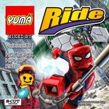 【HIPHOP&R&B新譜MIX】 Ride Vol.131 / DJ Yuma(DJ ユーマ)【MIXCD】[2017/7/15発売]