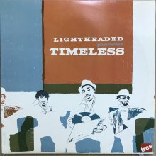 【USED】Lightheaded - Timeless  [ Jacket : EX   Vinyl :  VG ]