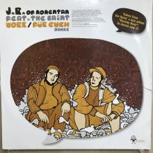 【USED】J.R. Of Momentan ft. The Saint/Momentan - Work/Fur Euch(Danke)/Zeitgeist[Jacket:VG- Vinyl:VG]