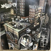 【USED】Ming & FS - Hell's Kitchen  [ Jacket : VG   Vinyl :  VG ]
