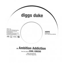 【Nu Soul/Jazz/Crossover】【日本限定盤】Diggs Duke Ambition Addiction/Welcome [7inch] 9月下旬