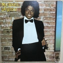 【USED】Michael Jackson - Off The Wall  [ Jacket : VG-   Vinyl :  VG- ]