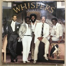 【USED】The Whispers - So Good  [ Jacket : VG   Vinyl :  VG+]