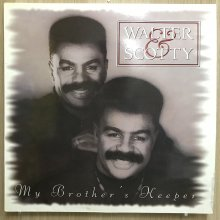 【USED】Walter & Scotty - My Brother's Keeper  [ Jacket : EX   Vinyl :  EX]