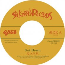 【SOUL/FUNK】Q.A.S.B. - Get Down / Double Decker (7inch) [9月下旬]<img class='new_mark_img2' src='//img.shop-pro.jp/img/new/icons15.gif' style='border:none;display:inline;margin:0px;padding:0px;width:auto;' />