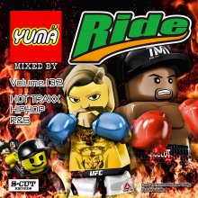 【HIPHOP&R&B新譜MIX】 Ride Vol.132 / DJ Yuma(DJ ユーマ)【MIXCD】[2017/8/17発売]