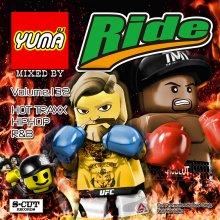 【HIPHOP&R&B新譜MIX】 Ride Vol.132 / DJ Yuma(DJ ユーマ)【MIXCD】[2017/8/17発売]