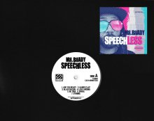 【Inst HIPHOP】MR. BRADY -  SPEECHLESS (LP) [9月下旬]<img class='new_mark_img2' src='//img.shop-pro.jp/img/new/icons15.gif' style='border:none;display:inline;margin:0px;padding:0px;width:auto;' />