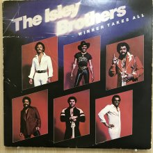 【USED】The Isley Brothers - Winner Takes All [ Jacket : VG   Vinyl :  VG+]