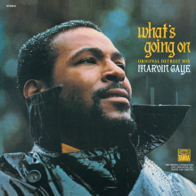 【限定盤】MARVIN GAYE - What's Going On(Original Detroit Mix)【LP】[発売日2017年10月7日(土)]
