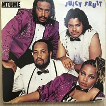 【USED】Mtume - Juicy Fruit [ Jacket : VG-   Vinyl :  VG-]