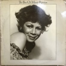 【USED】Minnie Riperton - The Best Of Minnie Riperton [ Jacket : VG   Vinyl :  VG]<img class='new_mark_img2' src='//img.shop-pro.jp/img/new/icons15.gif' style='border:none;display:inline;margin:0px;padding:0px;width:auto;' />