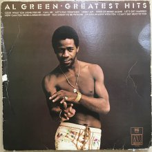 【USED】Al Green - Greatest Hits [ Jacket : VG   Vinyl :  VG]